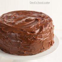 Шоколадова торта с шоколадов ганаш