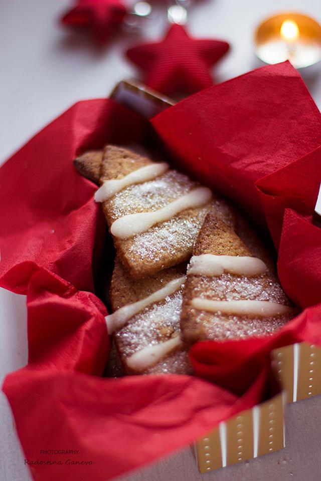 Gingerbreath cookies