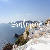 о. Санторини, Гърция
