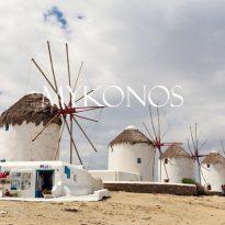 о. Миконос, Гърция