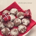 Шоколадови топки с кафе