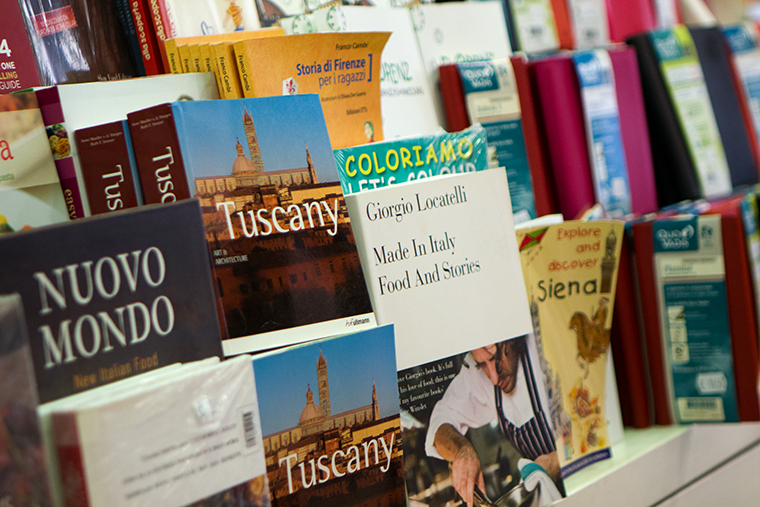 Books in Florence