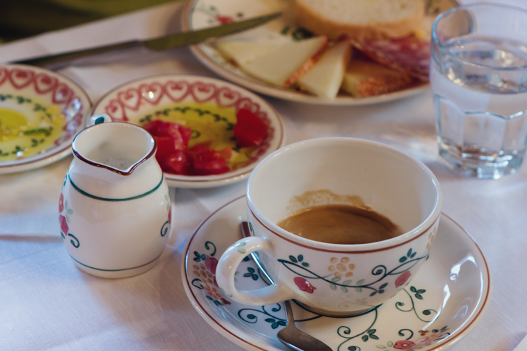 Закуска в Тоскана