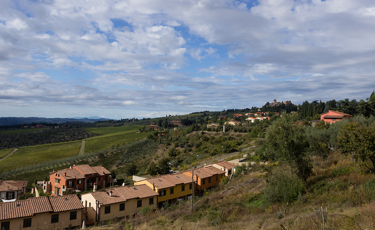 Рада ди Кианти, Тоскана