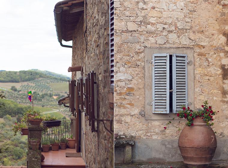 Радда ди Кианти, Тоскана