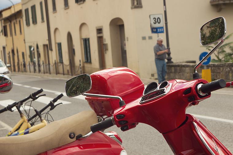 Рада ин Кианти, Тоскана