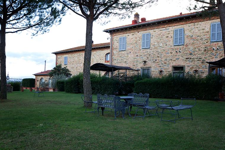 Къща в Арезо, Тоскана