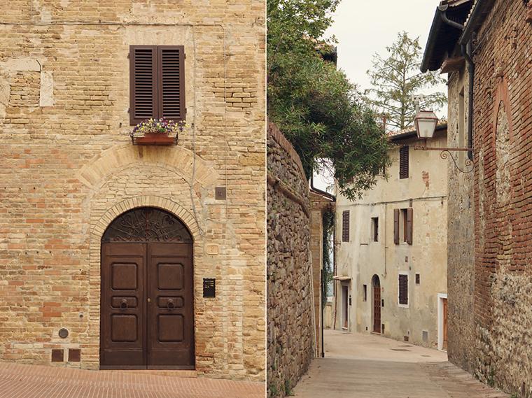 Сан Джиминяно, Тоскана