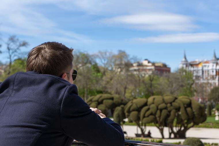 Пътешествие до Мадрид