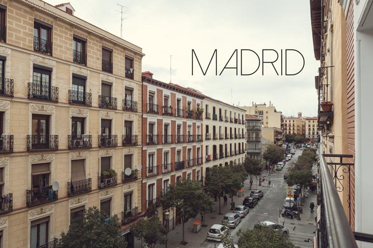 пътуване до Мадрид