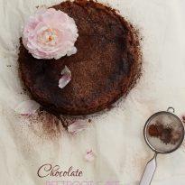 Шоколадов сладкиш с цвекло