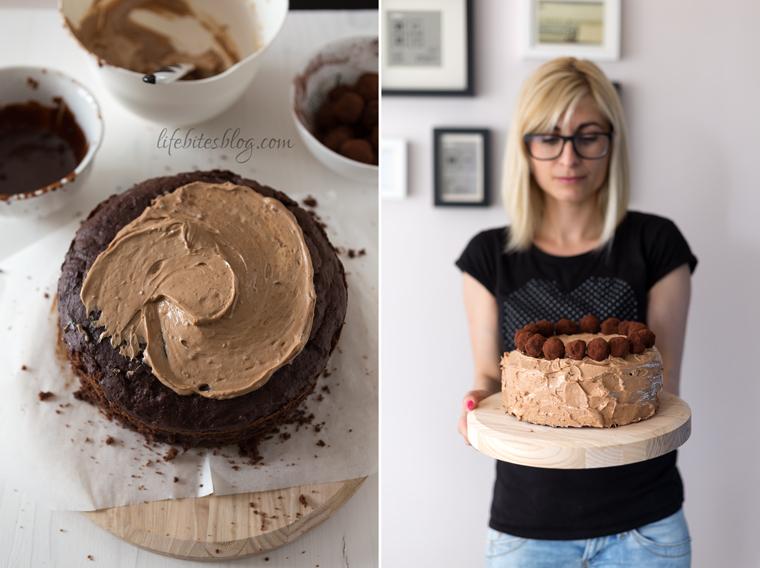 Как да сглобим торта
