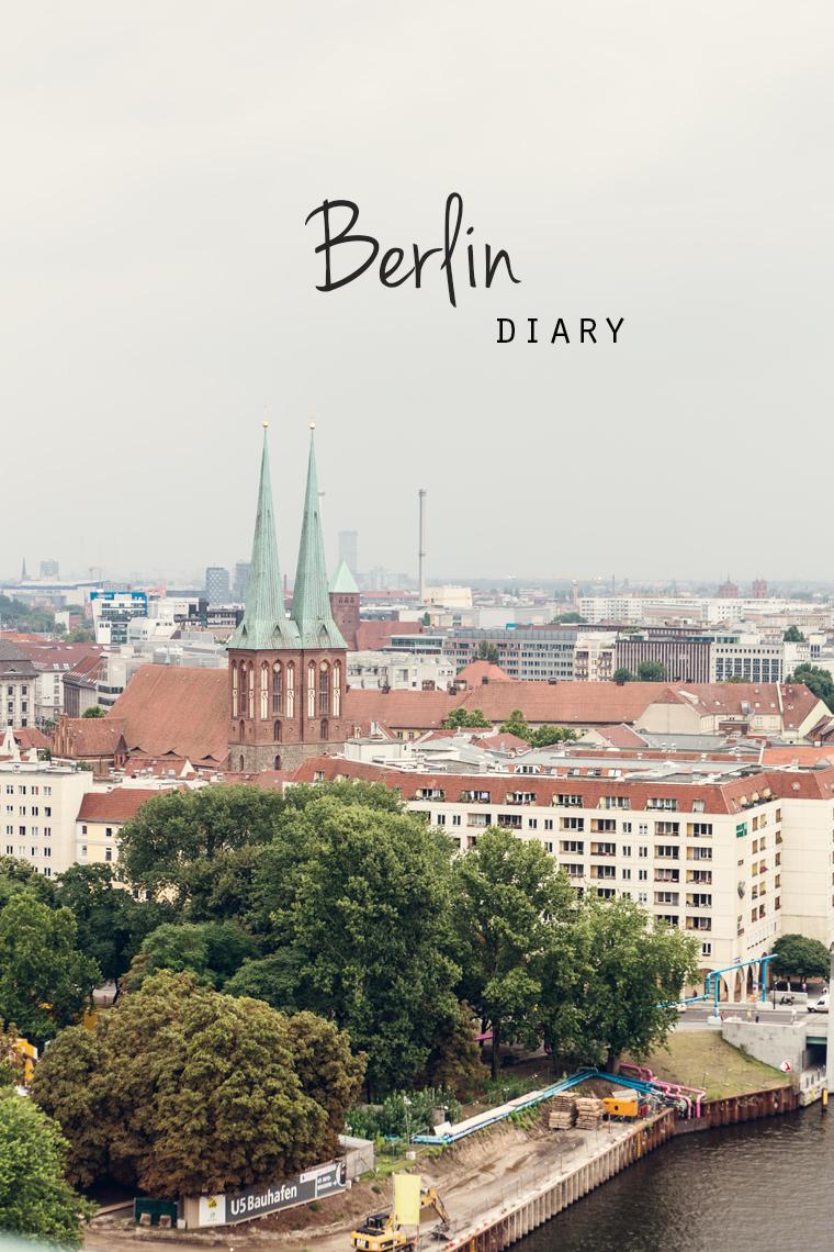 Пътепис за Берлин