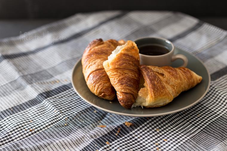 Кроасани за закуска