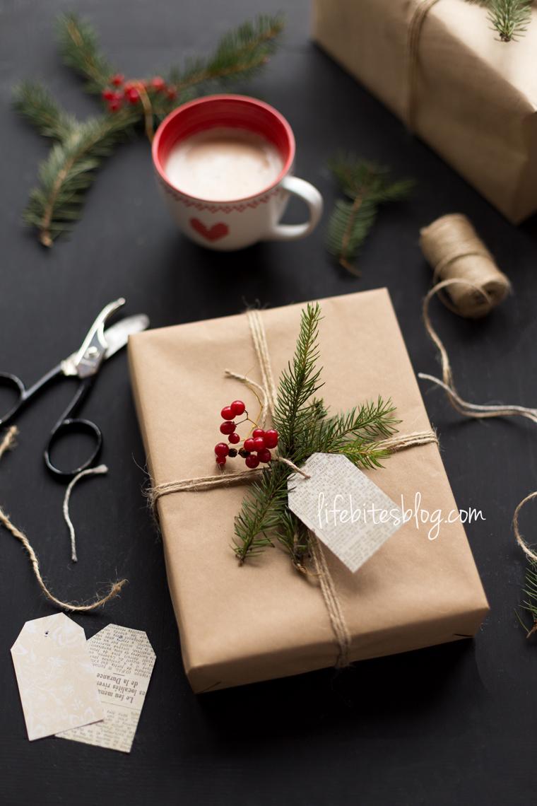 Подаръци с подръчни материали