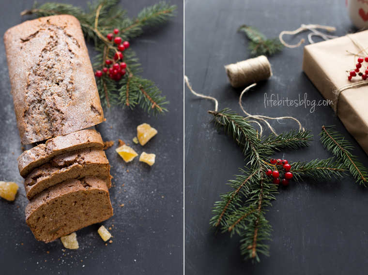 Коледен джинджифилов сладкиш