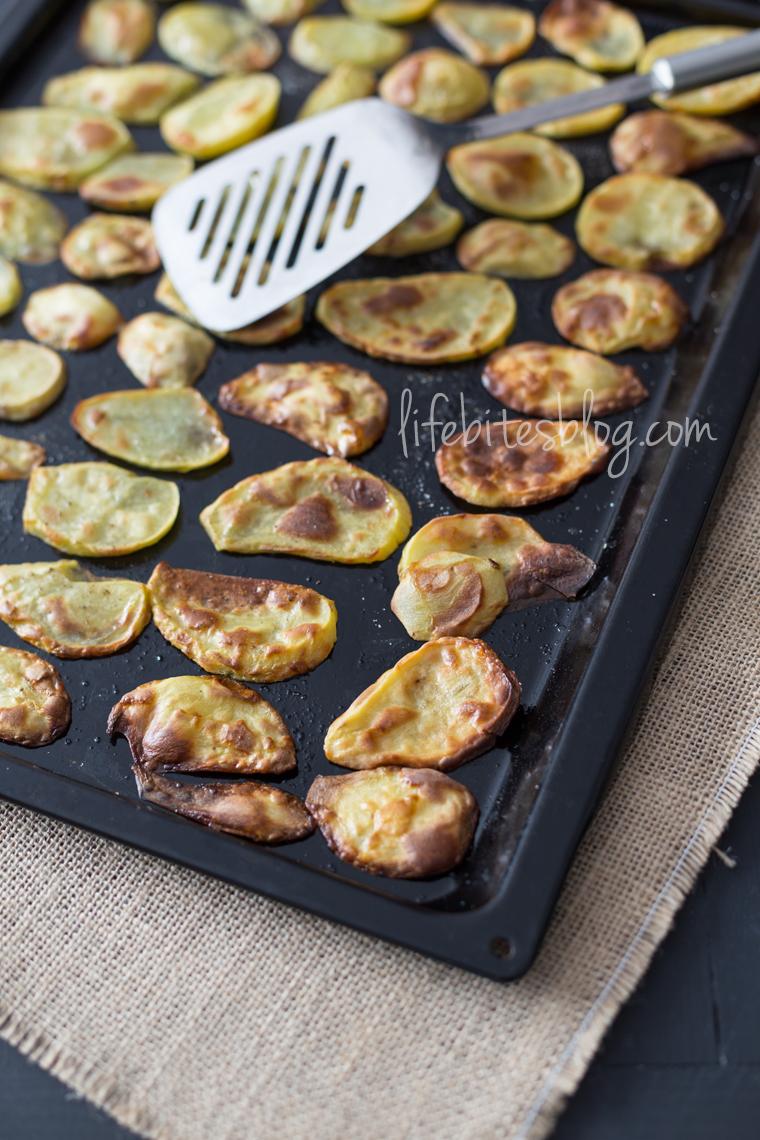 Картофи на фурна