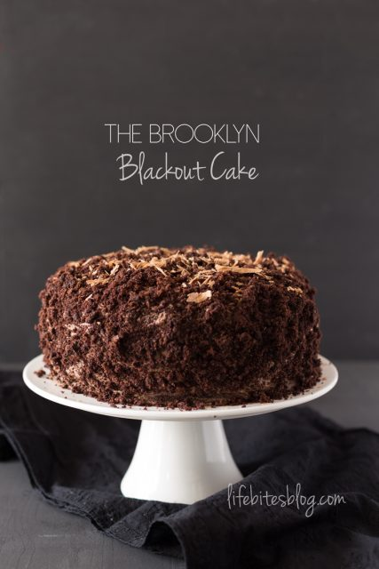 Шоколадова торта Бруклин и няколко книги