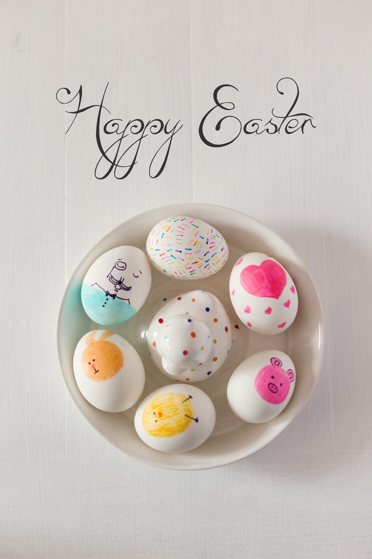 Направи си сам великденски яйца