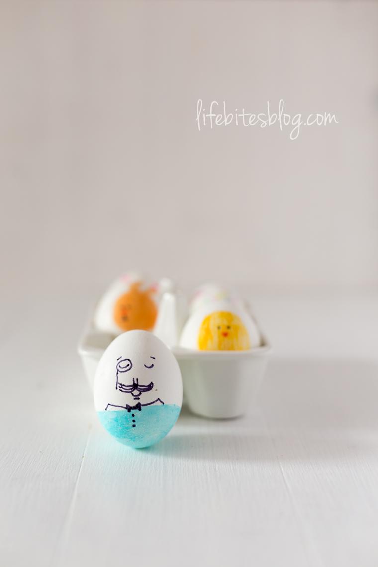 Рисуване на великденски яйца