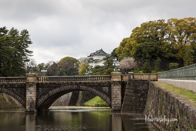 Императорския дворец, Токио