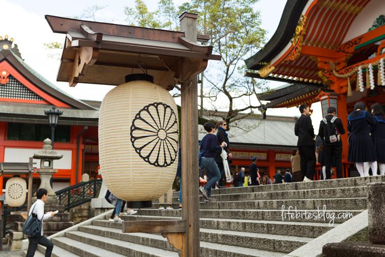 Храм, Киото, Япония