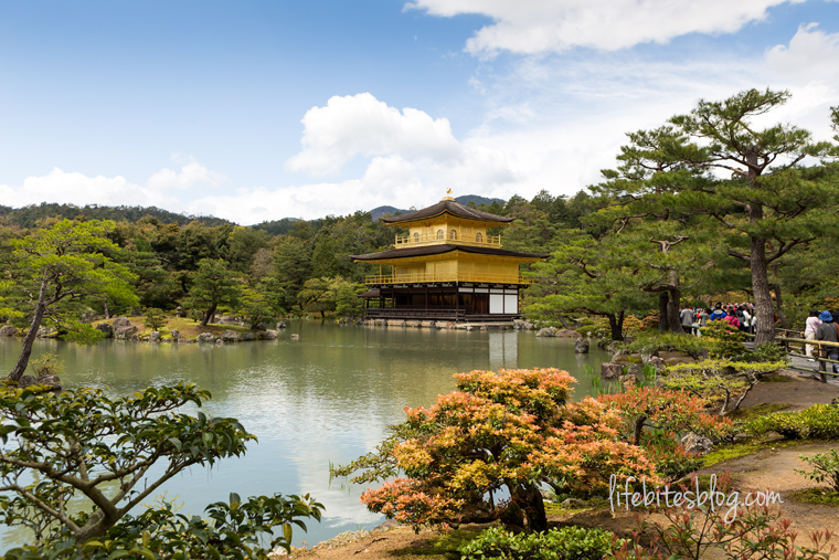 The Golden temple, Kyoto