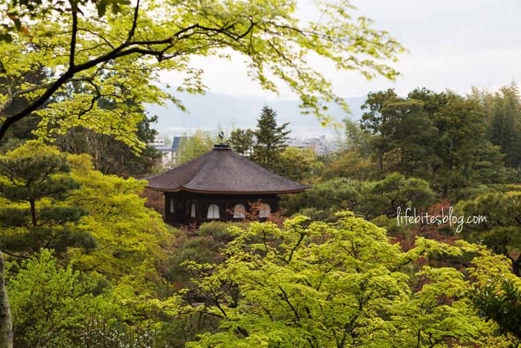 Сребърния павилион, Киото, Япония