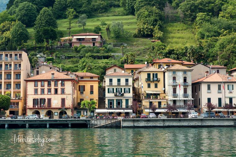 Милано и езерото Комо