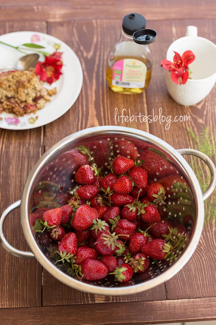 Галет с ягоди