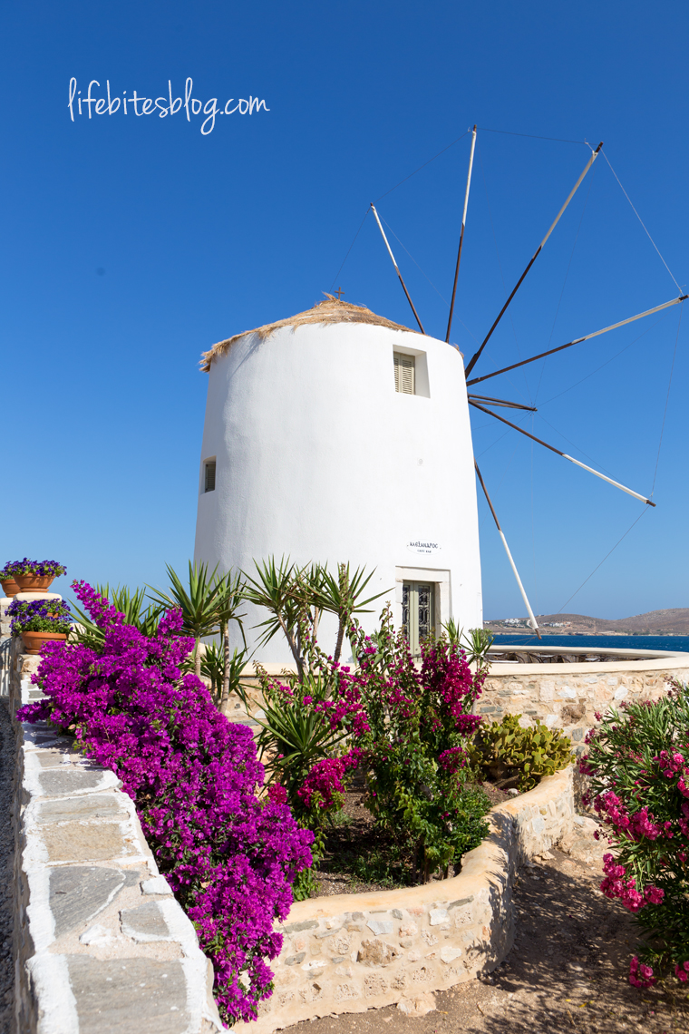 остров Парос, Гърция