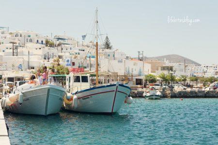На път: остров Парос