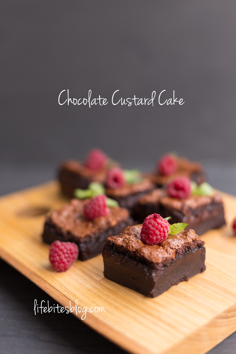 Шоколадов въздушен сладкиш