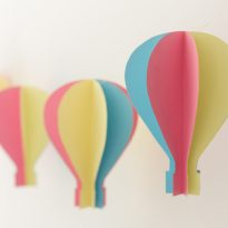 Балони от хартия DYI