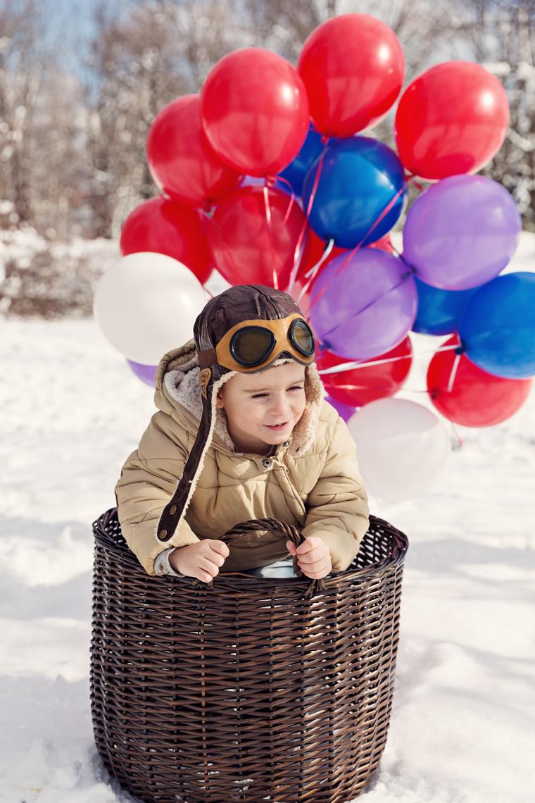 boy hotairballoon
