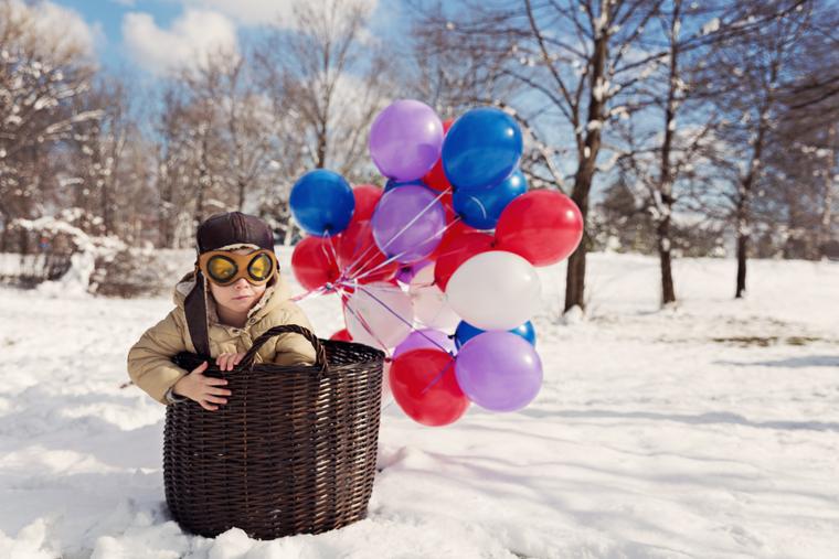 Рожден ден балони