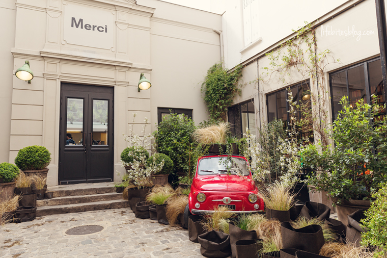 Cafe Merci