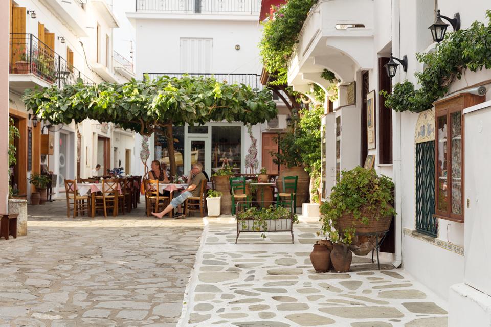 о. Скиатос, Гърция