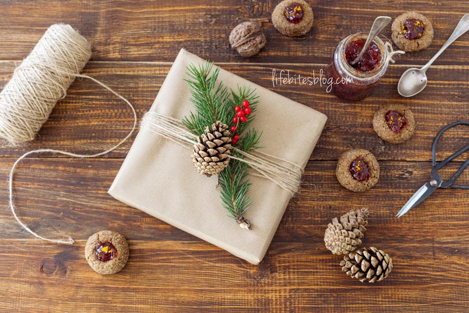 Коледни курабии