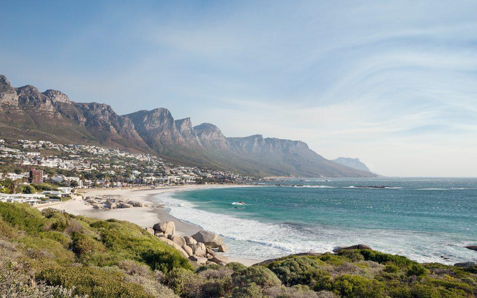 На път: Кейптаун