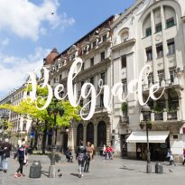 Белград, Сърбия