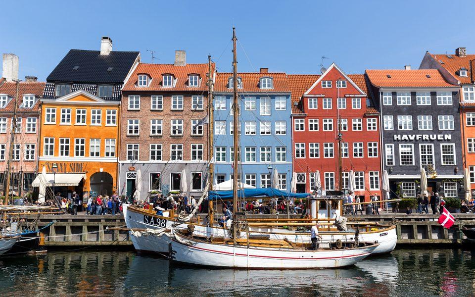 На път: Копенхаген