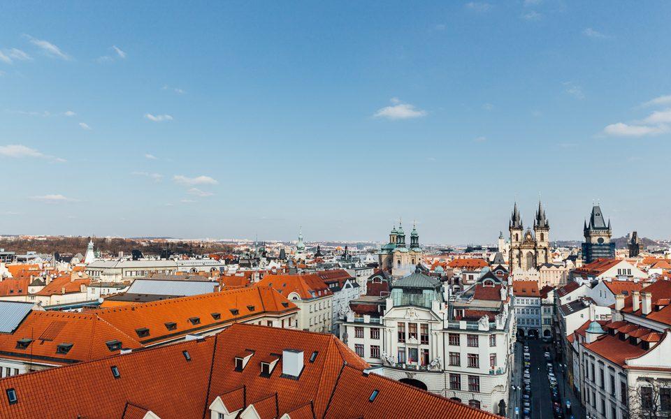 Вкусът на Прага