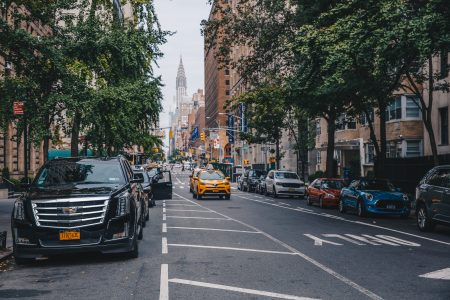 На път: Ню Йорк