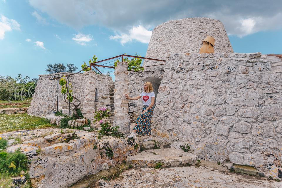 Pajare, Puglia