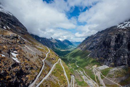На път: Норвегия