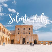 Саленто, Южна Италия