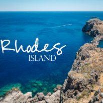 о. Родос, Гърция