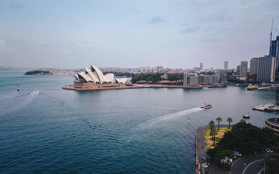 На път: Австралия