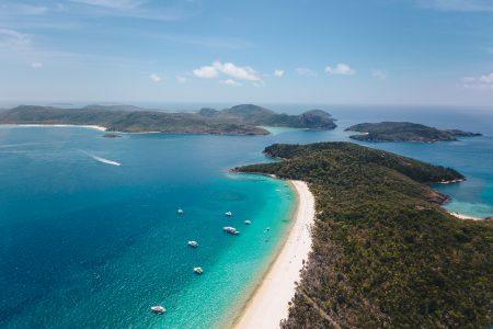 На път: Източното крайбрежие и Големият бариерен риф